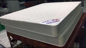 "NEW Queen 60""x78"", 7.5""Thick Dual Sided Coil Mattress only $240"