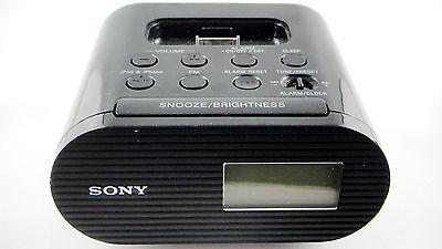 SONY Dream Machine FM Clock Radio ICF-CO5iP iPhone / iPod Dock