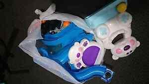 Polar bear coaster - fisher price baby toy Gungahlin Gungahlin Area Preview