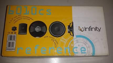 "Infinity Reference 6010cs 6.5"" split speakers not Alpine Pioneer Westmead Parramatta Area Preview"