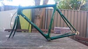 Trek 5500 Frame (British racing green)(Made in USA) Sydenham Marrickville Area Preview