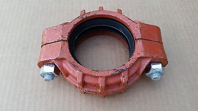 3 Inch Victaulic Clamp Pipe Coupling New