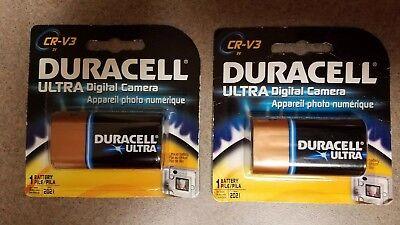 Батареи Lot of 2 Duracell Digital