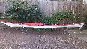 Zegul 520 HV Sea Kayak Saratoga Gosford Area Preview