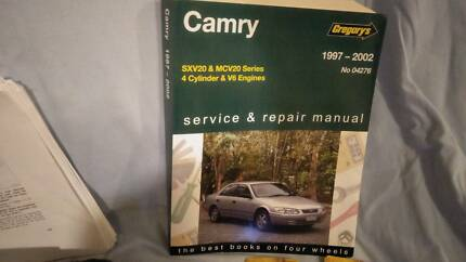 Camry sxv20 1997 - 2002 service manual. Brand new Hillier Gawler Area Preview