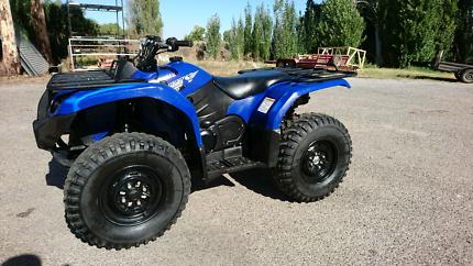 Yamaha yfm450 atv quad bike
