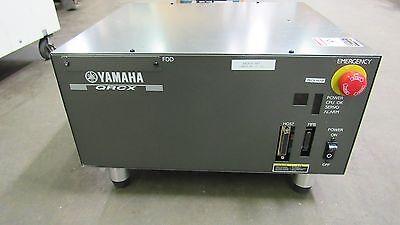 Used Yamaha Qrcx Series Scara Xy Cartesian Robotic Controller 200v