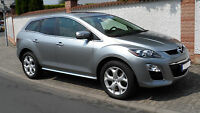 Mazda CX-7 Exclusive-Line 2.2 CDI alle Extras !!!