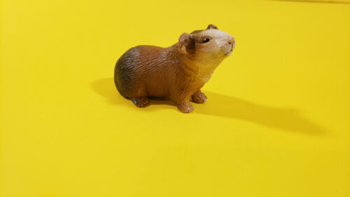 SCHLEICH 14417 GUINEA PIG Animal Toy Figure In Excellent Condition #3