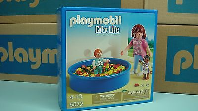 City Life BALL PIT Playset 5572 New Playmobil made in Germany toy NEW 184