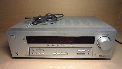Sony STR-DE495P Digital Audio Video Center Stereo 5.1 Channel 80 Watt Receiver