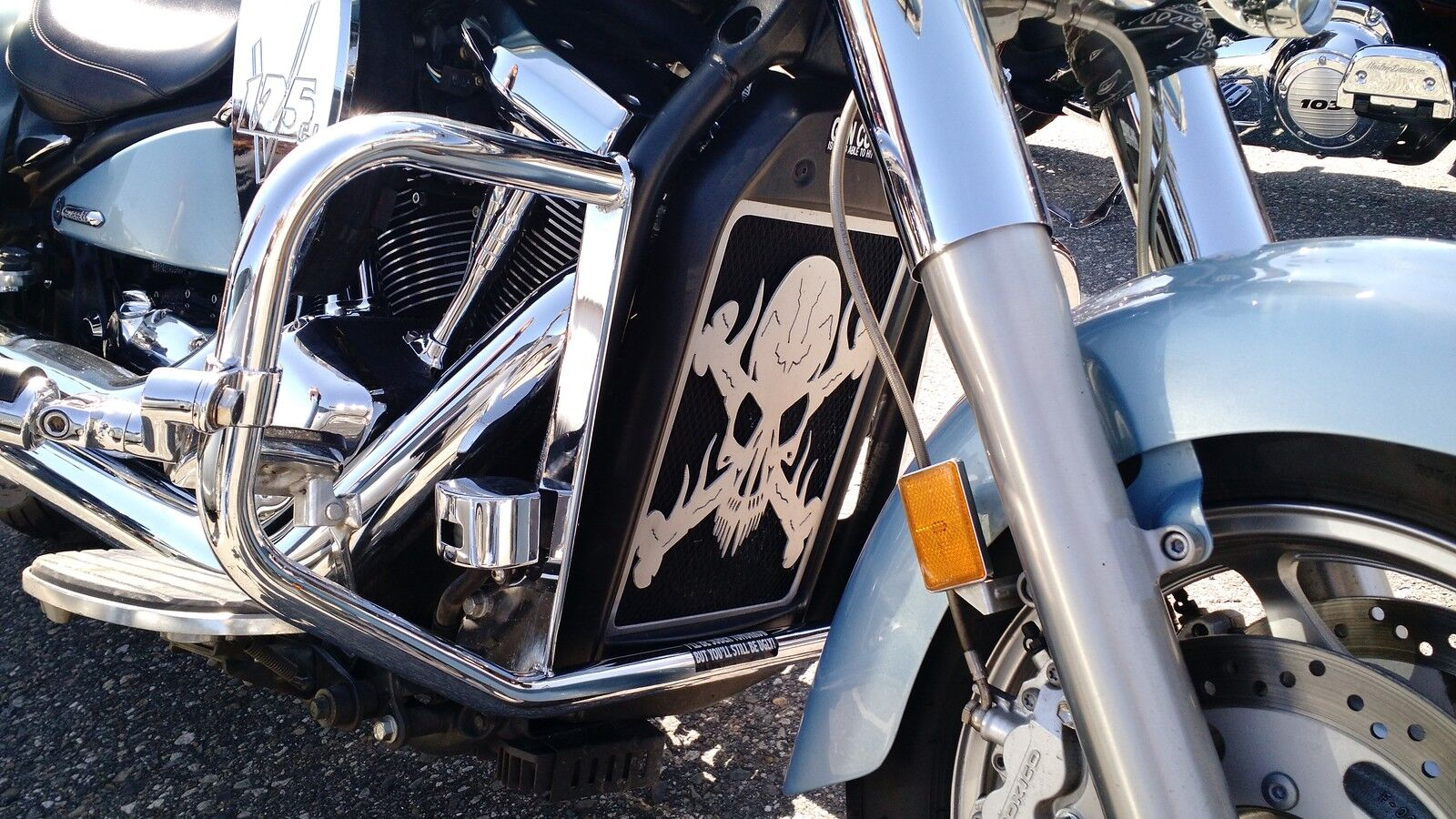 Motorcycle Grills