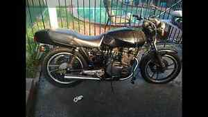 Suzuki gsx250 83. Cafe racer swaps bobber ready for rego Greenfield Park Fairfield Area Preview