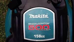 BRIGGS & STRATTON LARGE 158cc POWERED MAKITA MOWER Moorooka Brisbane South West Preview