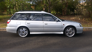 subaru liberty wagon 02 Torquay Fraser Coast Preview