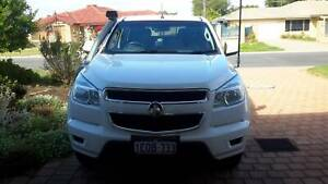 2014 Holden Colorado RG Ute with Canopy and much more.
