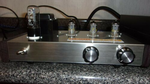 Douk Audio line stage with upgraded tubes