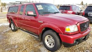 * 2009 FORD RANGER SPORT EXT CAB * 6 MONTH WARRANTY INCLUDED * S
