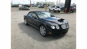 2007 Bentley Continental GTC, NAV, CUIR