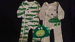 Brand new baby clothes Meadowbrook Logan Area Preview