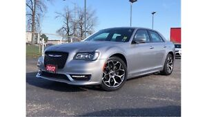 2017 Chrysler 300 S**LEATHER**NAV**BACK UP CAM**SUNROOF**