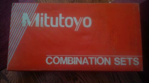 Mitutoyo Combination Set