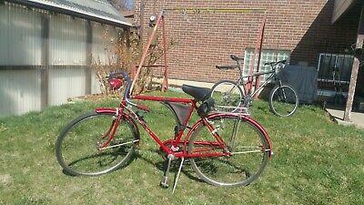 d977ae83782 Vintage 1958 Men's Schwinn Red Racer