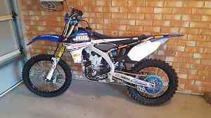 Yamaha yz450f Collingwood Park Ipswich City Preview