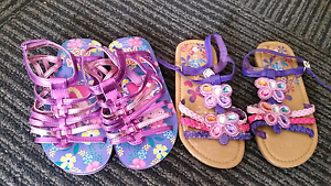Size 10 and 11 sandles Caroline Springs Melton Area Preview