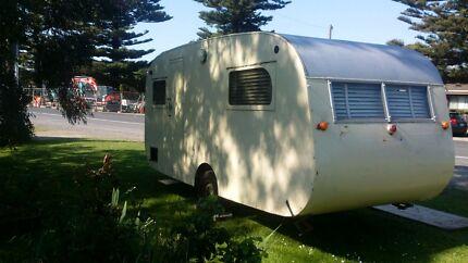 Bond wood caravan  Port Fairy Moyne Area Preview