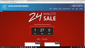24 Min Sale $1399 inc gst 7kw Panasonic Inverter Split + Rebates Bracken Ridge Brisbane North East Preview