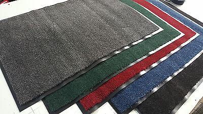 - 3' x 5' Indoor Outdoor Plush Tuff Olefin Carpet Runner Mat