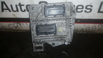 Vauxhall Astra H 2006 Engine ECU Unit 1.6 Z16XEP Engine for sale  Shipping to South Africa