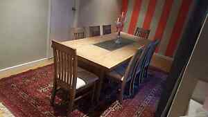9 Piece Dining Setting purchased at $3399 Gulfview Heights Salisbury Area Preview