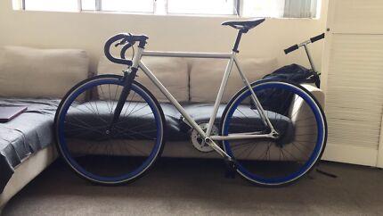 Fixed gear bike / Fixie