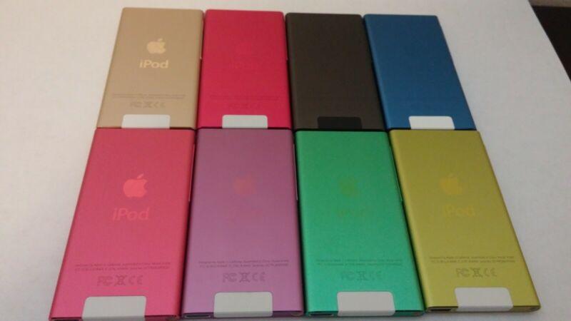 Apple iPod Nano 7th 30 Day Warranty 8th Generation 16GB