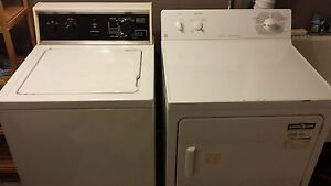 Used Good Working Condition Washer and Dryer