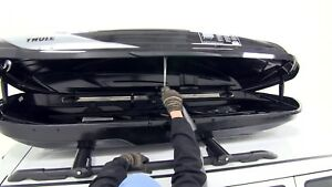 Thule Premium Cargo Boxes-  Pulse, Force, Motion In Stock!