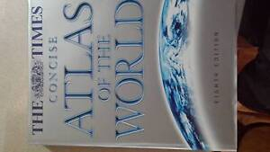 """The Times"" ATLAS OF THE WORLD Glenalta Mitcham Area Preview"