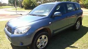 2008 Toyota RAV4 Wagon Broome Broome City Preview