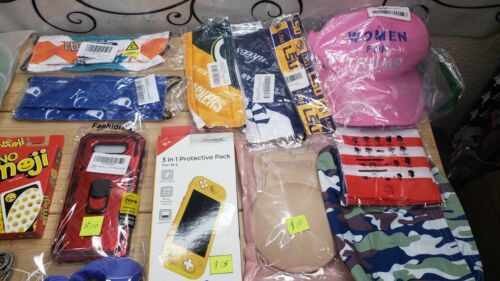 Amazon wholesale lot of 25 items  General Merchandise $120 + value