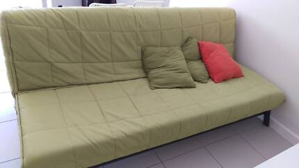 Three-seat sofa-bed Hornsby Hornsby Area Preview