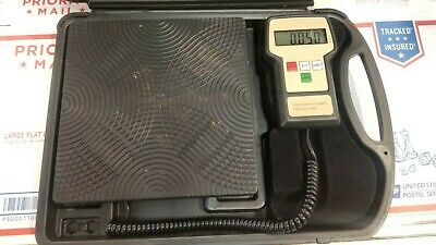 Us 220lbs Digital Electronic Refrigerant Charging Recover Weight Scale For Ac