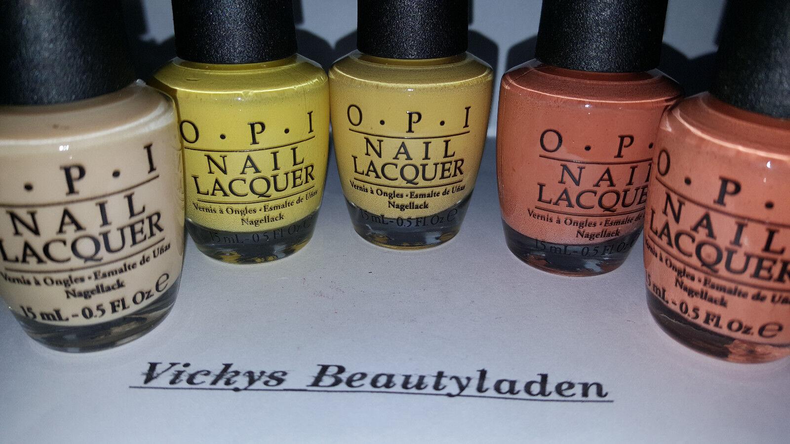 OPI Nagellack 15ml Farbwahl
