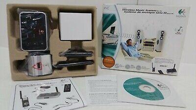 Logitech Wireless Music System (Logitech Wireless Music System for PC )