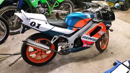 2001 Honda NSR150 2 Stroke