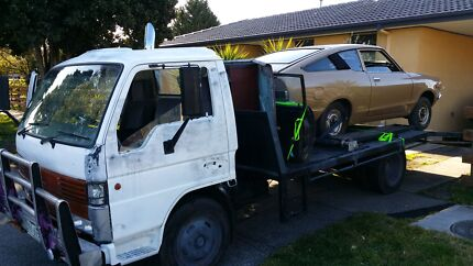 Urgently needed Mazda T3500 T4100 / Ford Trader parts & Tow parts Reservoir Darebin Area Preview
