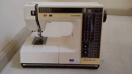 Janome sewing machine in south australia sewing machines janome memory craft 8000 and 6000 fandeluxe Choice Image