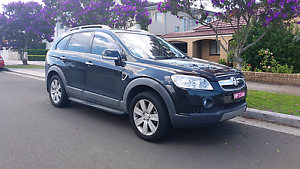 2009 Holden Captiva LX - 7 Seater - CHEAP! Canterbury Canterbury Area Preview