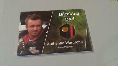 Jesse Pinkman Costume (Jesse Pinkman Aaron Paul Black Hoodie Gold Button Variant Breaking Bad El)